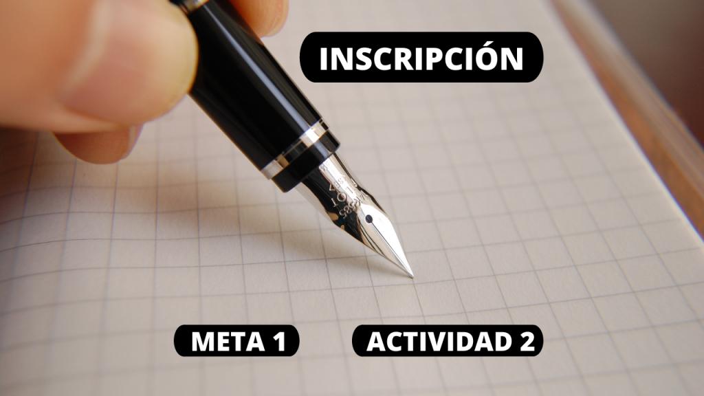 META 1: actividad 2