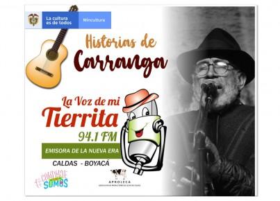 LOGO HISTORIAS DE CARRANGA