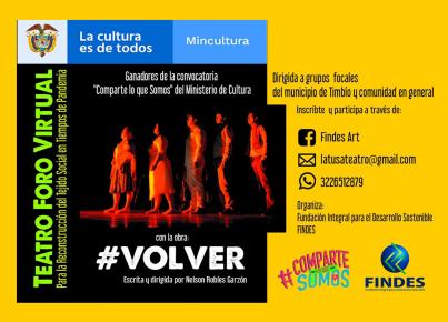 #VOLVER-